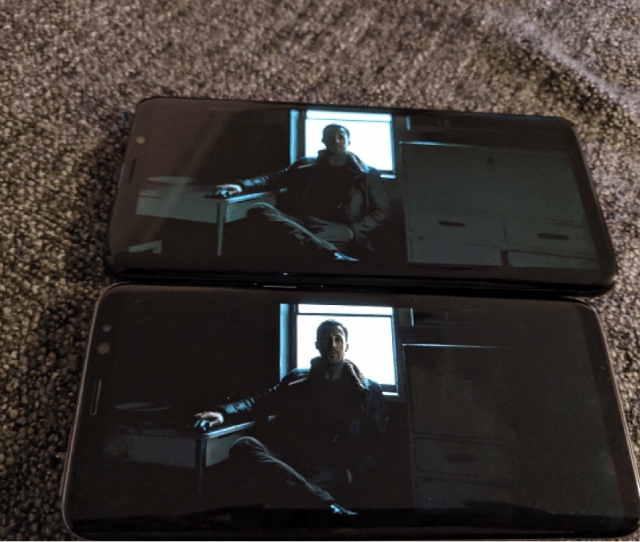 In The Black Crush Screen Issue The Affected Phones Show Blocks Of Black Or Pixelated Images Instead Of Showing Crisp Details In Dark Sections Of Videos