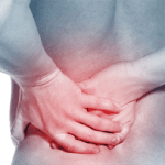 Oleia for persistent back pain