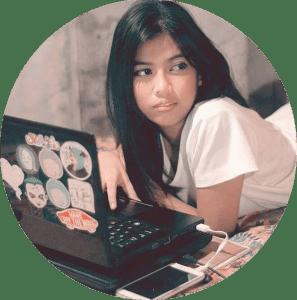Ms. Angela del Rosario, Author
