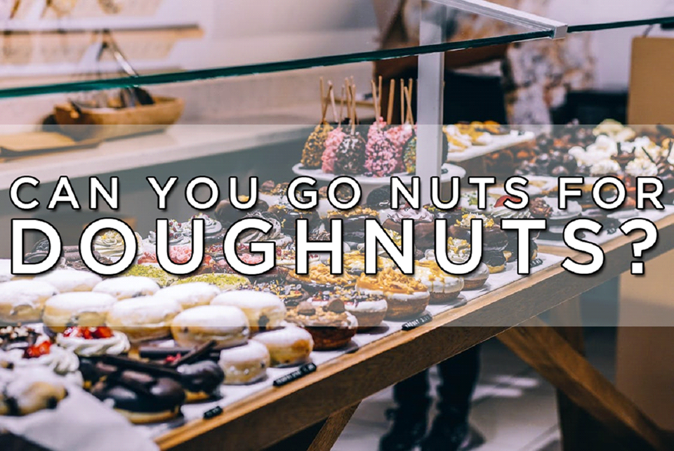 Can you go nuts for donuts?