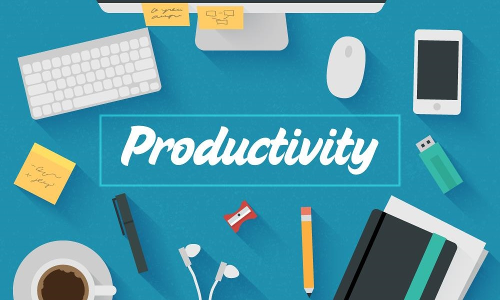 HOW TO BE MORE PRODUCTIVE?