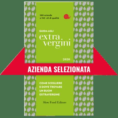 Menzione tra le aziende Slow Food – Guida agli extravergini 2020