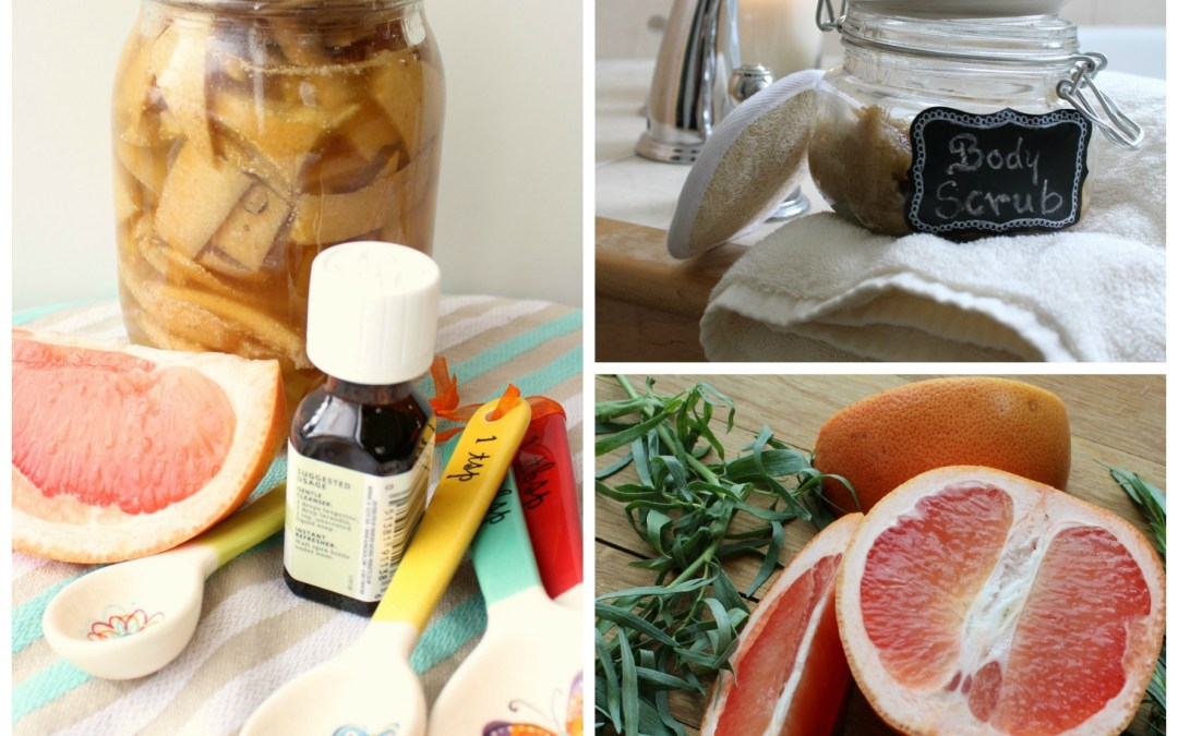 Grapefruit Three Ways | Food & Nutrition Magazine's Stone Soup Blog Feature