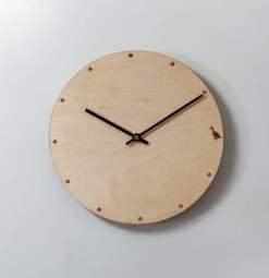 Puinen kello
