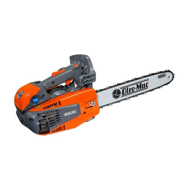 gst 360 oleo mac pruning chainsaws