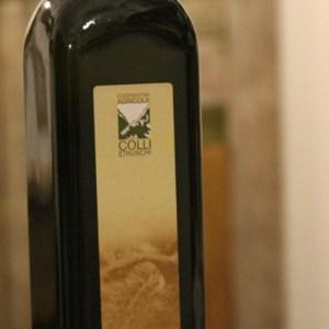 Olio extravergine di oliva Colli Etruschi 750ml
