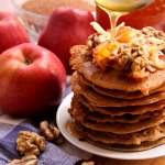 Tortillas de manzanas