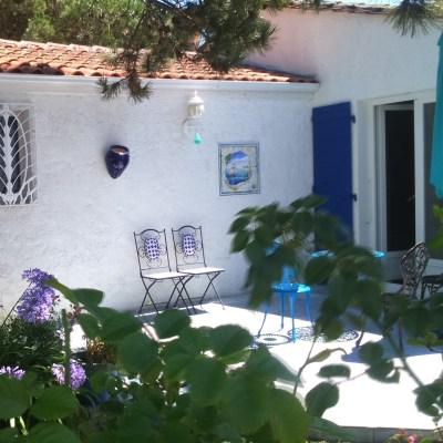 Maison***Jardin clos terrasse Sud vue sur zone protégée