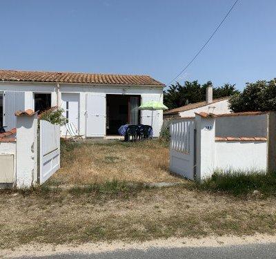 Maison aux Huttes, 100m plage