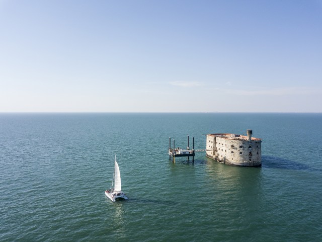 Oleron Location - Fort Boyard - Oléron