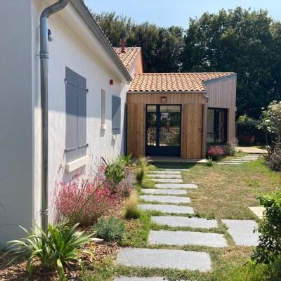 Maison à Vert-bois