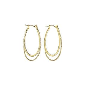 Gabriel-14k-Yellow-Gold-Diamond-Classic-Hoop-Earrings-EG13188Y45JJ-2