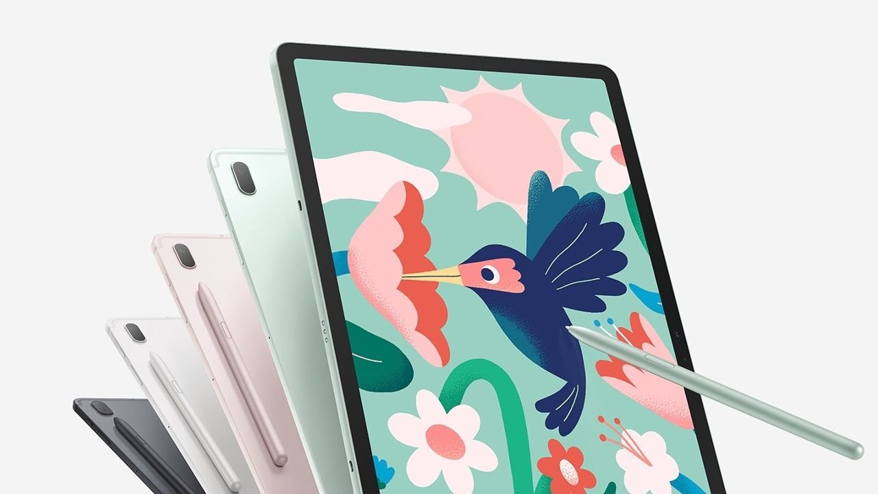 Samsung Galaxy Tab S7 FE With S Pen and Galaxy Tab A7 Lite Officially Launched