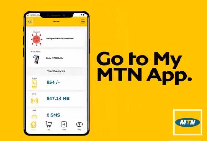 MTN Latest 500MB Daily Browsing Cheat 2021