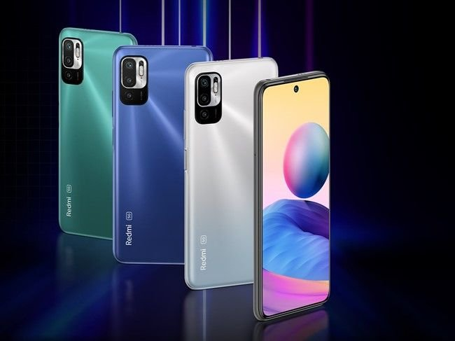 Xiaomi Redmi Note 10T 5G Launched With Dimensity 700 SoC