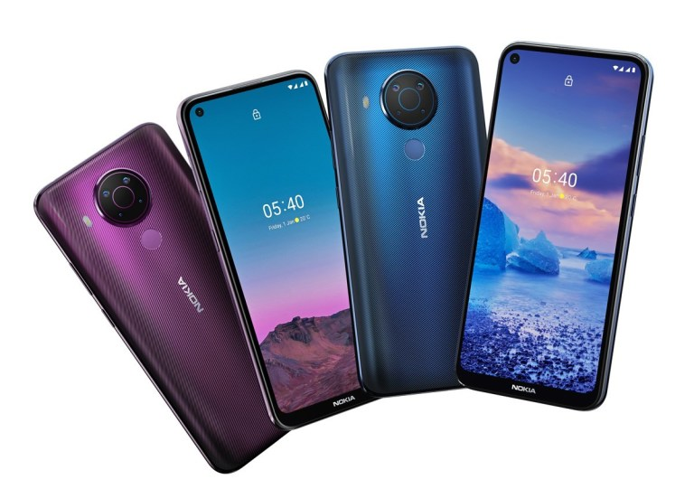 Android 11 update Now Available On Nokia 5.4