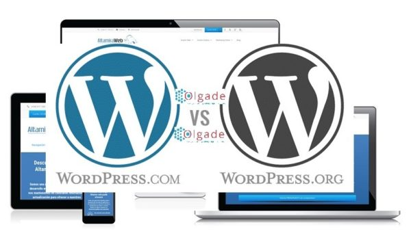 Differences Between WordPress.com and WordPress.org