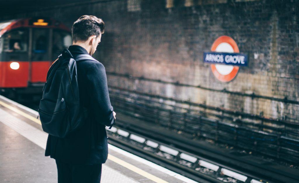 Esperando mi tren_Actitud