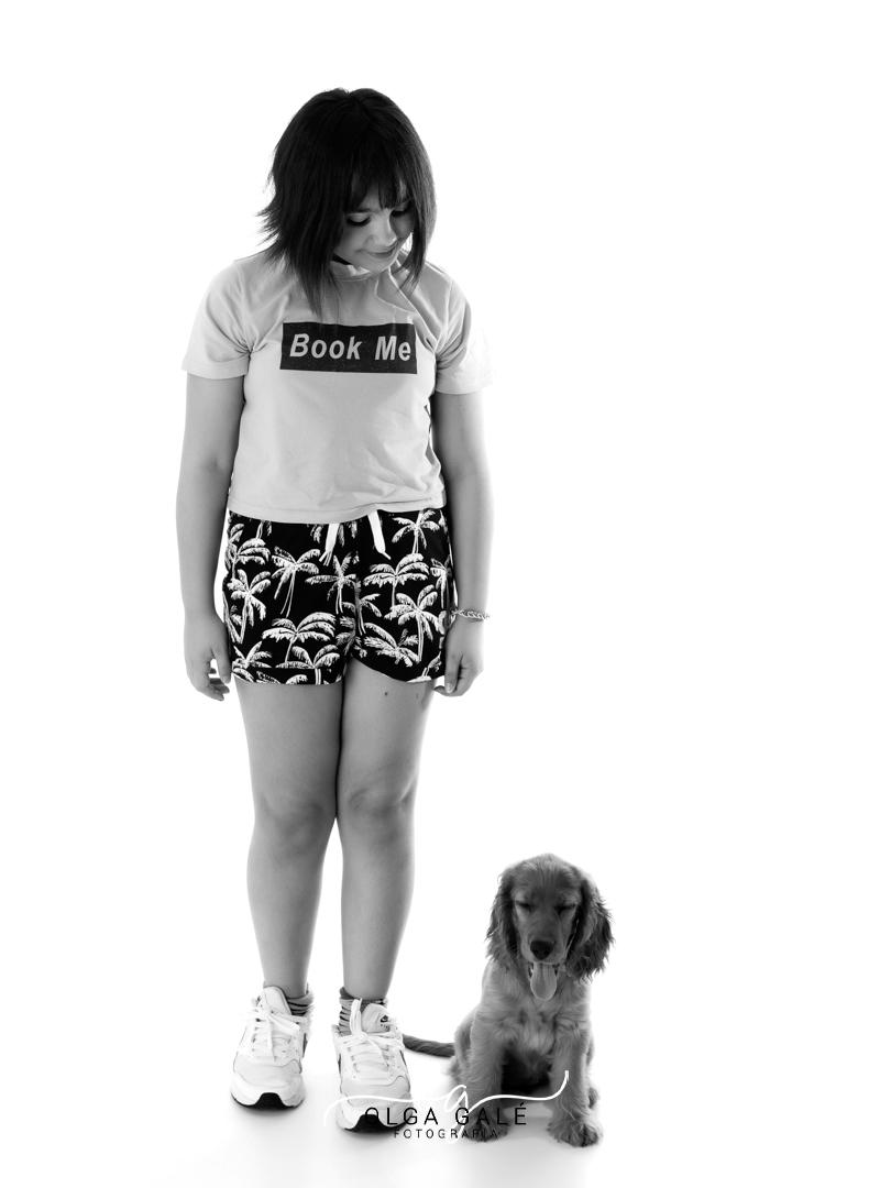 Sesión fotográfica con tu perro