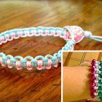 39 Macrame Bracelets Patterns The Funky Stitch