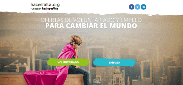 Where to Find volun0teer opportunities| Hacesfalta.org | olgatribe.com #volunteering