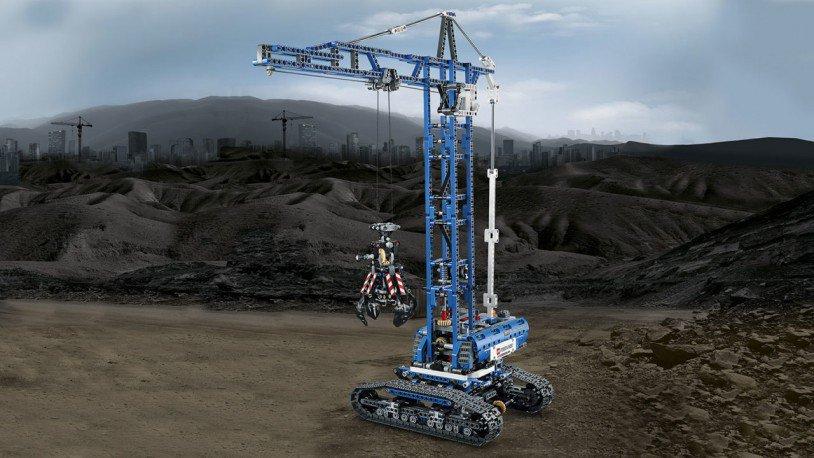 LEGO Technic 42042 Kopen Rupsband Kraan