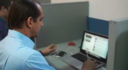 Santos responde perguntas pela internet e quer conquistar juventude