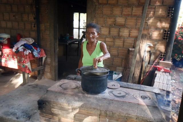 Maria de Fátima afirma que não está segura morando às proximidades da Mina do Sossego