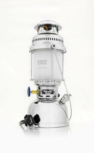 Petromax tafellamp elektrisch