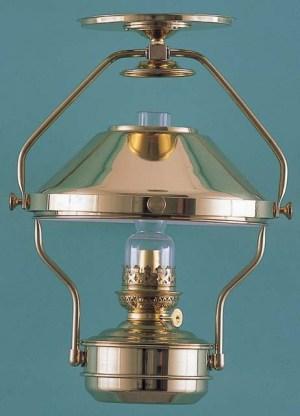 Captain's lamp