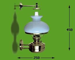 Libertylamp kap opaal elektrisch 17