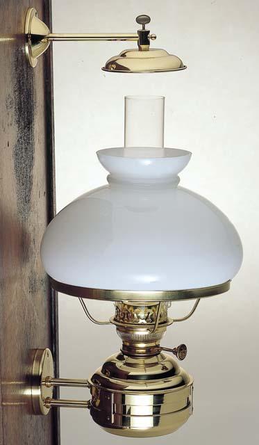 Victorylamp kap opaal elektrisch 15
