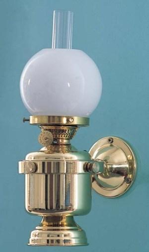 Wandlamp klein cardanisch kogel elektrisch