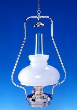 Aladdin hanglamp chroom