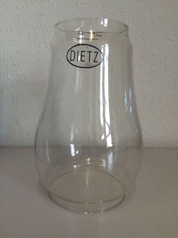 Glas voor dietz stormlamp 15