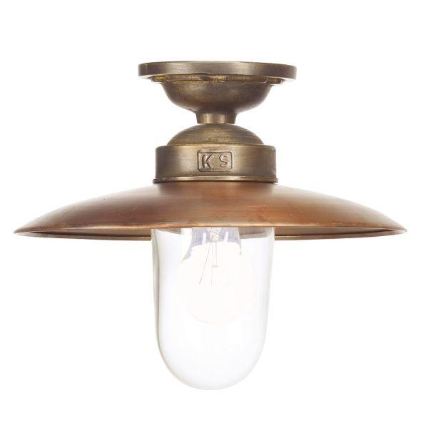 Plafondlamp Landes, brons/koper-0