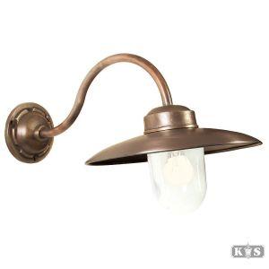 Buitenlamp Landes, brons/koper-0