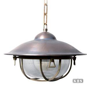 Kettinglamp Cargo, brons/koper-0
