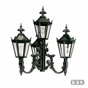 4-lichts ornament Diana, groen-0