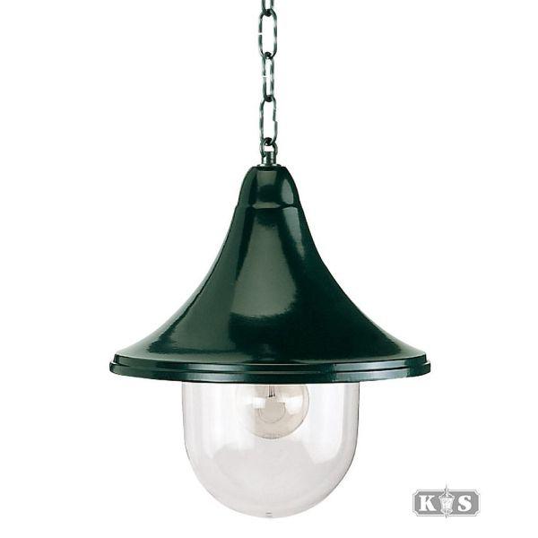 Kettinglamp Rimini, groen-0