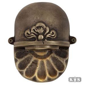 Muurspot Brons Tramonto, brons