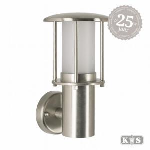 Muurlamp Resident nikkel, nikkel