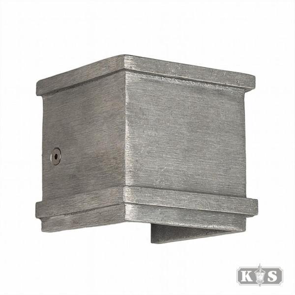 Borgo ruw aluminium, ruw aluminium 15