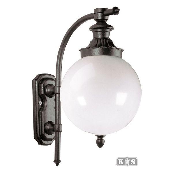 Muurlamp Madeira, zwart-0
