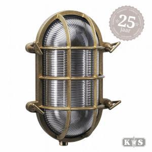 Muurlamp Nautic 2, brons