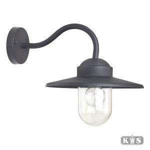 Buitenlamp Dolce Matzwart, matzwart-0
