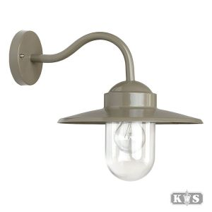 Buitenlamp Dolce Retro Taupe, taupe-0