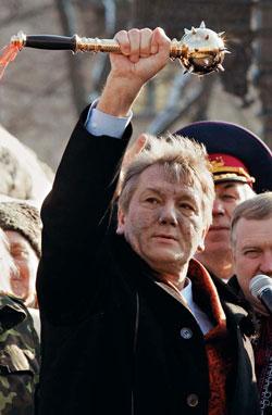 Виктор Ющенко присвоил Степану Бандере звание Герой Украины