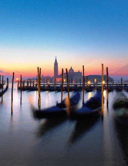 Venetien-Venedig: Klosterinsel San Giorgio Maggiore