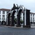 Stadttor Ponta Delgada Azoren